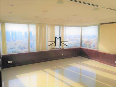 Office for Rent in Sheikh Khalifa Bin Zayed Street, Abu Dhabi - big office room