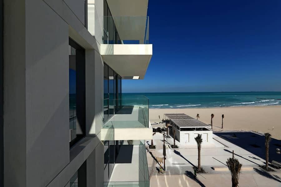 شقة في ممشى السعديات المنطقة الثقافية في السعديات جزيرة السعديات 3 غرف 265000 درهم - 4561813