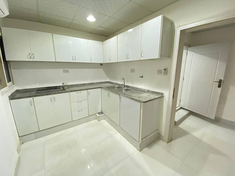 Brand New 2 Bedroom Hall for Rent in Khalifa B