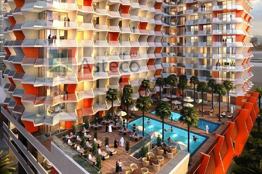 18 Negotiable | New Building | Bright & unique design