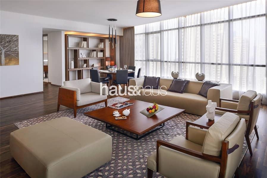 2 Stunning Penthouse in the Heart of Dubai Marina