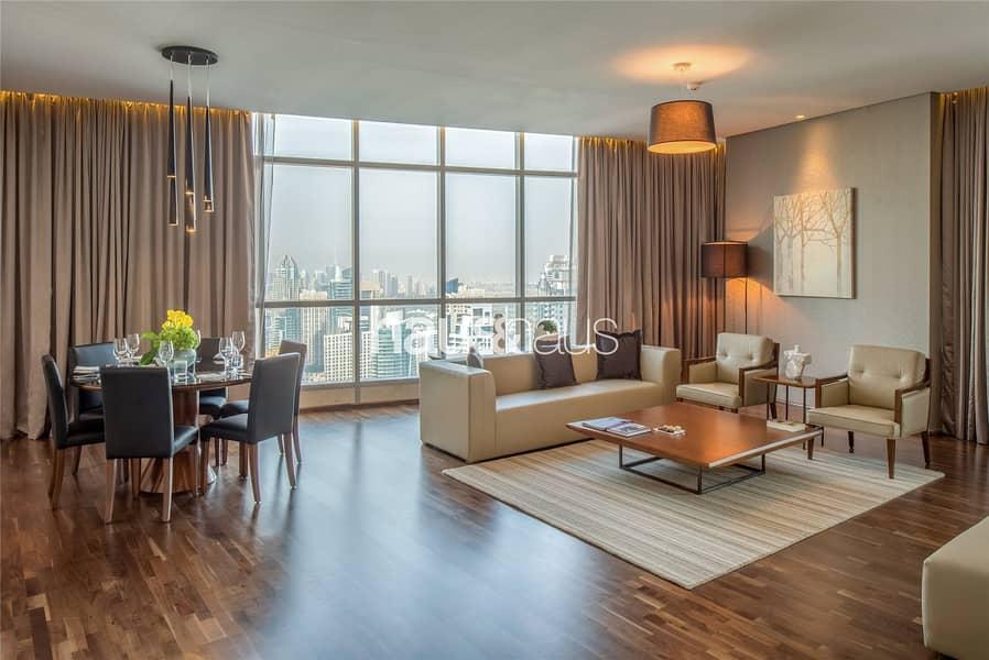 Stunning Penthouse in the Heart of Dubai Marina