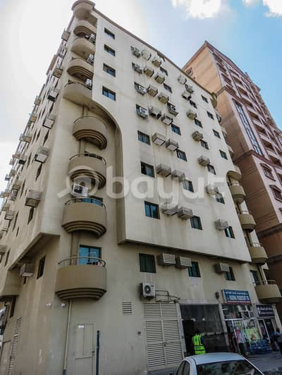 Al Muhairi Real Estate LLC offers you with affordable studio apartment in Al Mesbah Building in Al Nuaimiya 2.