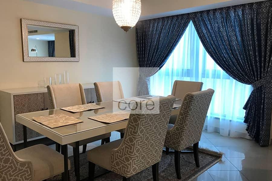 2 Sea Views | Hotel Apartment | Maids Room