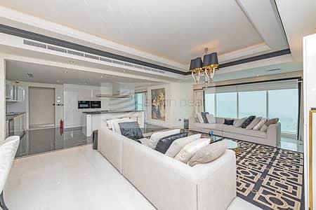 3 Bedroom Flat for Rent in Dubai Marina, Dubai -  Fully Upgraded Chiller Free
