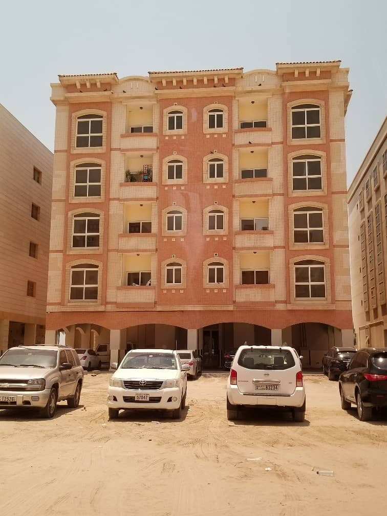 Spacious 1 Bhk for rent in prime location of sharjah qulaya 25,000