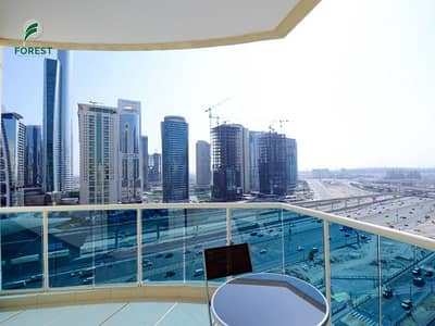 1 Bedroom Apartment for Rent in Dubai Marina, Dubai - Fully Furnished 1BR Next to Metro Station and Mall