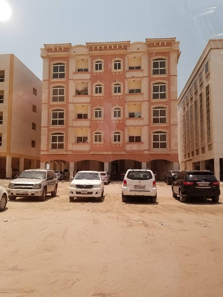 Spacious Studio Well Maintained Family Residence Building behind Sharjah Ladies Club