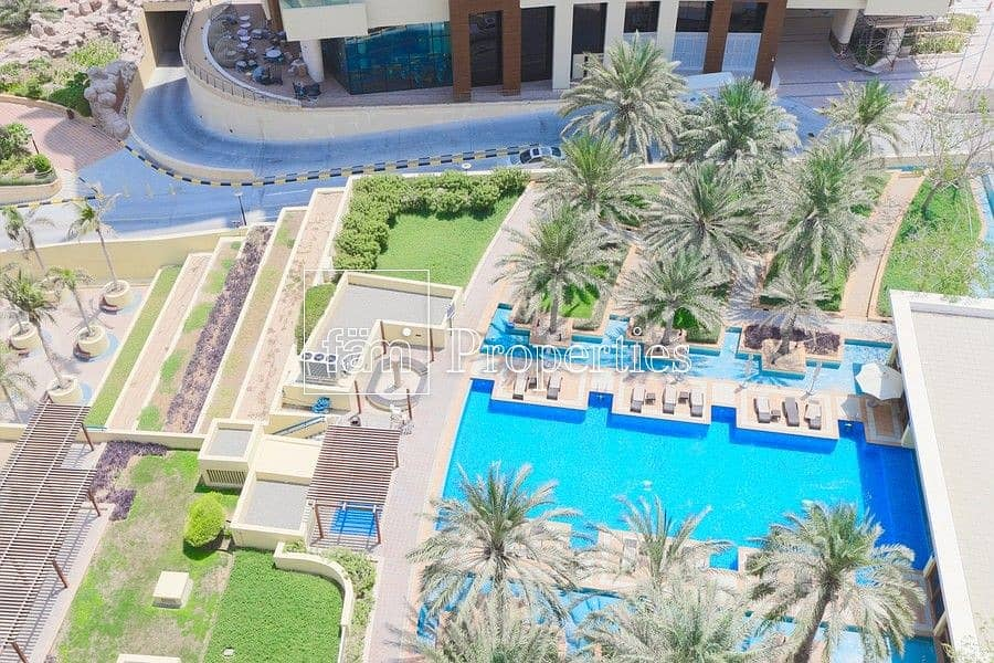 High Floor | Direct access to Nakheel Mall