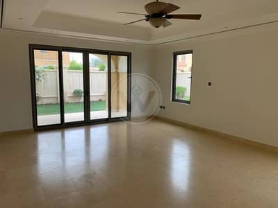 3 Bedroom Villa for Rent in Saadiyat Island, Abu Dhabi - Very spacious home with a lovely garden