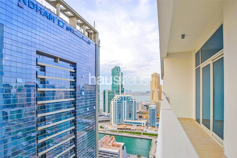 2 Brand New | Rented | Sea and Marina View