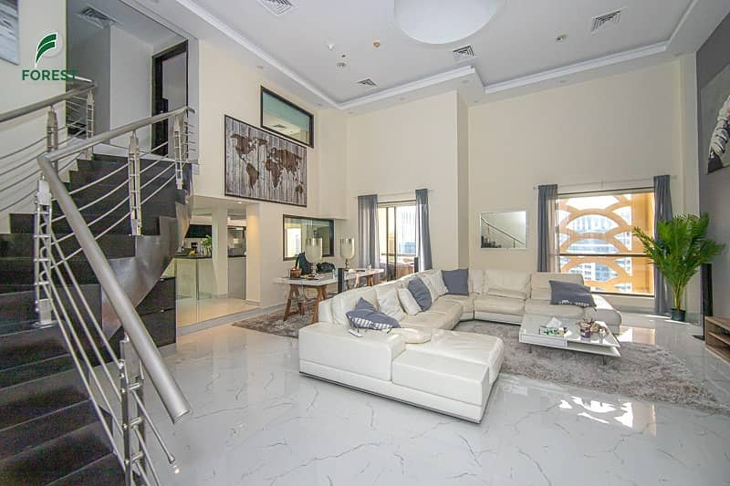 2 Rare Vacancy in Luxury | Fully Furnished Duplex