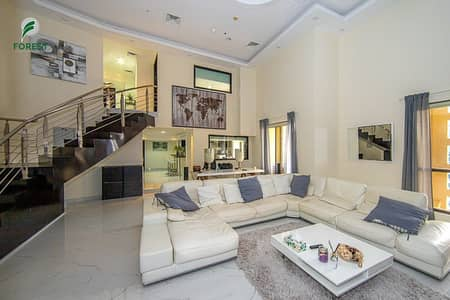Rare Vacancy in Luxury | Fully Furnished Duplex