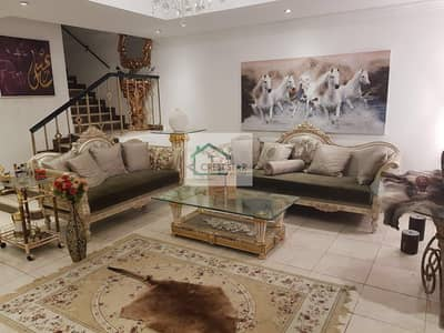 2 Bedroom Villa for Sale in Jumeirah Village Circle (JVC), Dubai - Fully renovated townhouse 2 bedrooms in JVC