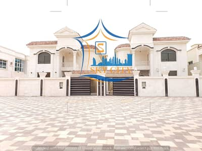 6 Bedroom Villa for Sale in Al Mowaihat, Ajman - Own luxury villa Super Deluxe on Sheikh Ammar Street personal finishing