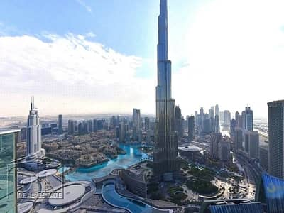 3 Bedroom Penthouse for Rent in Downtown Dubai, Dubai - Incredible 3bed+Maid+Study Duplex Penthouse|