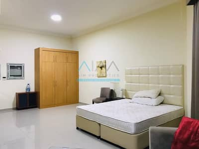 Studio for Sale in Arjan, Dubai - Dynamite Deal - Spacious Layout and Fully Furnished Studio for Sale - Lincoln Park Arjan