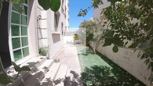 1 Bedroom Flat for Rent in Khalifa City A, Abu Dhabi - Catch Up Elegant 1 BR | Ground floor | Garden