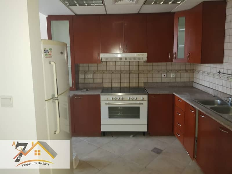 2 2 Large BHK for rent in Motor City @ AED 72K