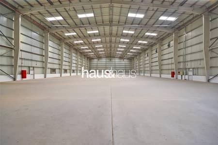 مستودع  للايجار في جبل علي، دبي - Brand New | Parking | Offices | Multi use