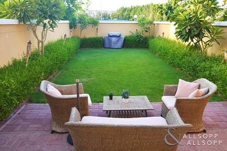 تاون هاوس 1 غرفة نوم للايجار في مثلث قرية الجميرا (JVT)، دبي - 1 Bed | Park View | Maintenance Contract