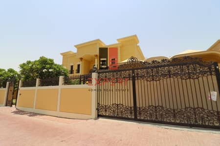 5 Bedroom Villa for Rent in Al Barsha, Dubai - spacious 5BHK+maids at Al Barsha 3 at Rent