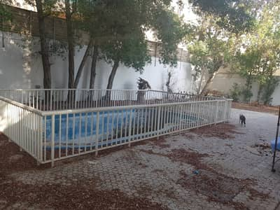 4 Bedroom Villa for Rent in Sharqan, Sharjah - *** Great Deal - Spacious 4BHK Duplex villa with huge swimming pool available in Sharqan area in very low rents***