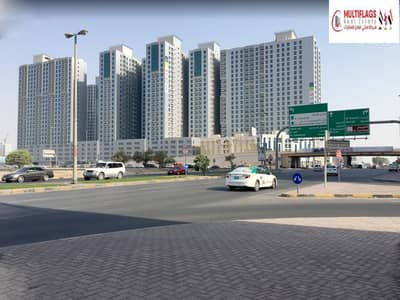 1 Bedroom Flat for Rent in Sheikh Khalifa Bin Zayed Street, Ajman - for rent apartment room and furnished lounge