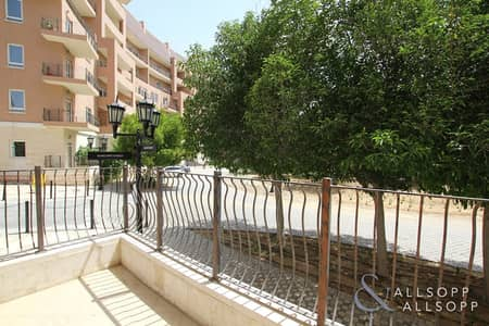 2 Bedroom Apartment for Rent in Motor City, Dubai - 2 Bedroom | Ground Floor | Secure Parking