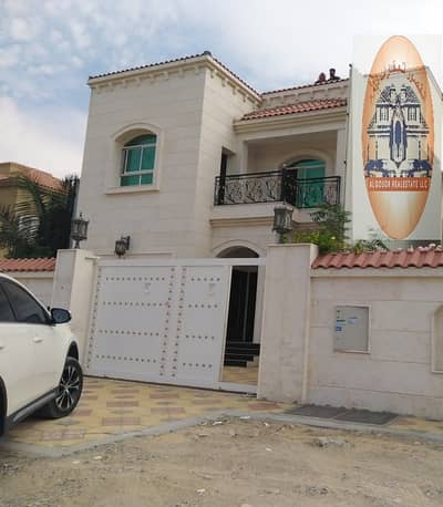 New villa for sale super duplex finishing with air conditioners at an attractive price with the possibility of bank financing