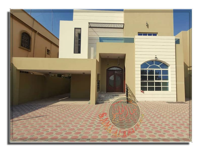 Luxury villa 5000 feet for sale at a reasonable price.