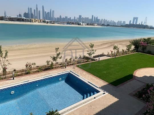 High No   Signature Villa  Marina Views