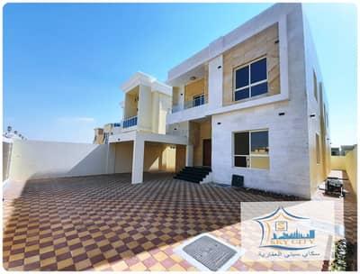 فیلا 5 غرف نوم للبيع في المويهات، عجمان - فيلا اوروبي تصميم مودرن من المالك مباشر