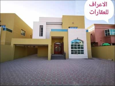 فیلا 5 غرف نوم للبيع في المويهات، عجمان - فيلا طابقين 5000 قدم المويهات موقع فنان تصميم رائع