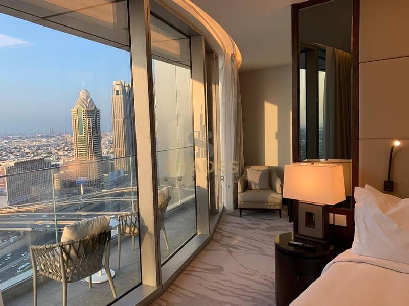 2 High Floor   Sea View   Ultra Luxurious 2 BR