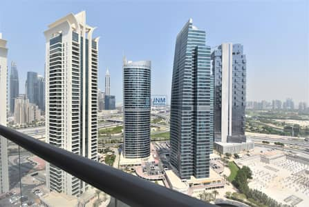 2 Bedroom Flat for Rent in Jumeirah Lake Towers (JLT), Dubai - Lake & Golf Course view | Multiple cheques