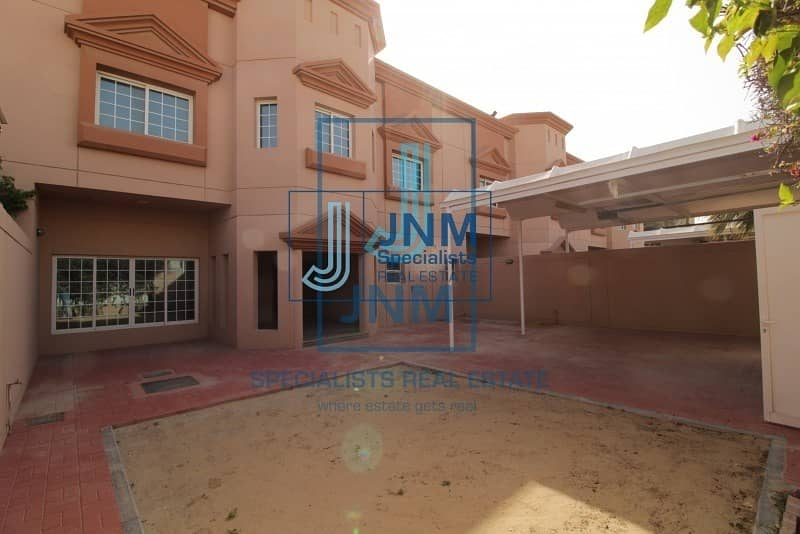 2 Exceptional Villa 4BR+M w/ 13 months contract