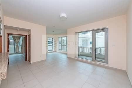شقة 1 غرفة نوم للبيع في وسط مدينة دبي، دبي - Largest One Bed plus Study | Rented | On Low Floor