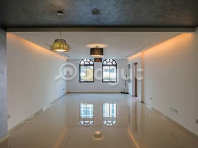 3 Bedroom Townhouse for Rent in Palm Jumeirah, Dubai - Secluded Upgraded Townhouse - No Commission