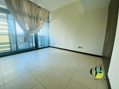 شقة 1 غرفة نوم للايجار في أبراج بحيرات الجميرا، دبي - Spacious 1 bed direct to metro with balcony and lake view