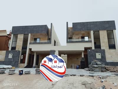For all nationalities, you own a house for you and your family in Ajman Cash, bank installments over 25 years, or housing