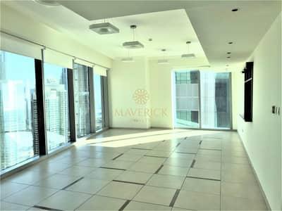 فلیٹ 3 غرف نوم للايجار في وسط مدينة دبي، دبي - Astonishing Sea View   Huge 3BR + Chiller Free