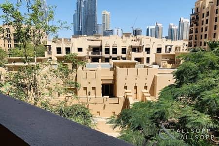 2 Bedroom Apartment for Rent in Old Town, Dubai - 2 Bedrooms | Zanzebeel 4 | No Construction