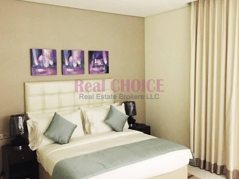 2 Fully Furnished|Rented Property|Luxury 1BR