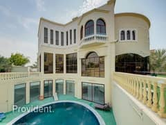 Furnished with Pool, Jacuzzi & Sauna | Move In Now