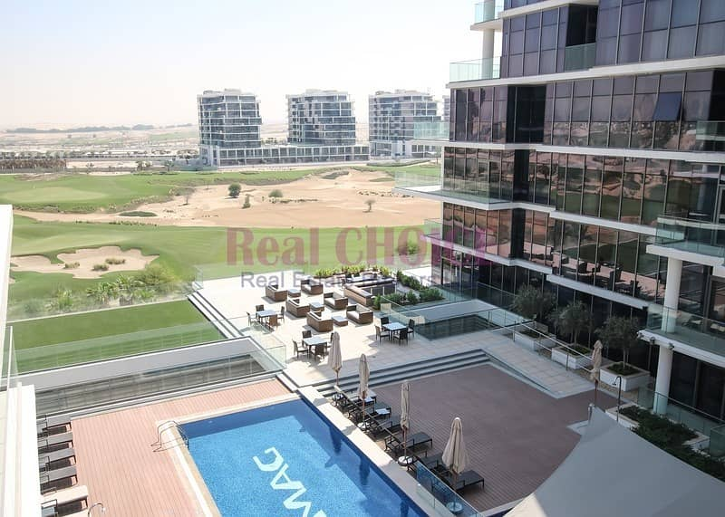 10 Brand New|1BR Apartment With Full Golf Course View