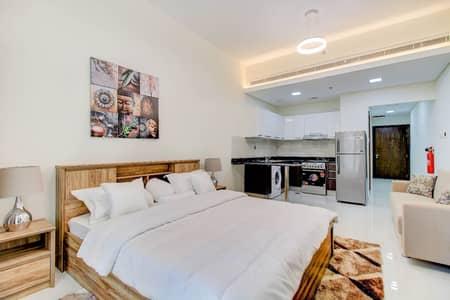 شقة 1 غرفة نوم للايجار في ليوان، دبي - شقة في مزايا 30 كيو بوينت ليوان 1 غرف 25000 درهم - 4544430