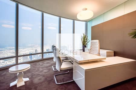 Office for Sale in Downtown Dubai, Dubai - Executive Office | Prime Location | Vacant