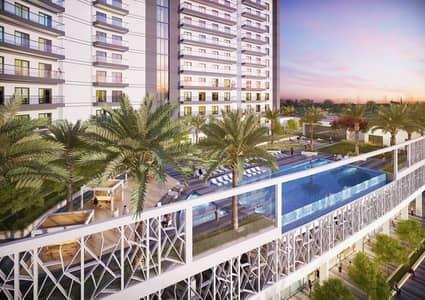 استوديو  للبيع في مجمع دبي للعلوم، دبي - شقة في بيلا روز مجمع دبي للعلوم 460000 درهم - 4563091