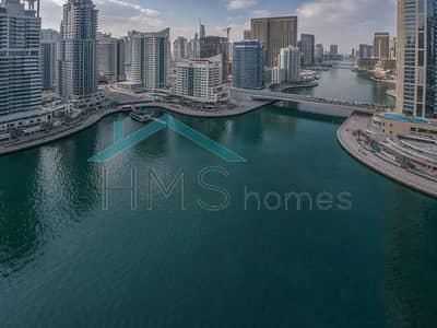 2 Bedroom Apartment for Sale in Dubai Marina, Dubai - Amazing Marina Views | Vacant | Spacious